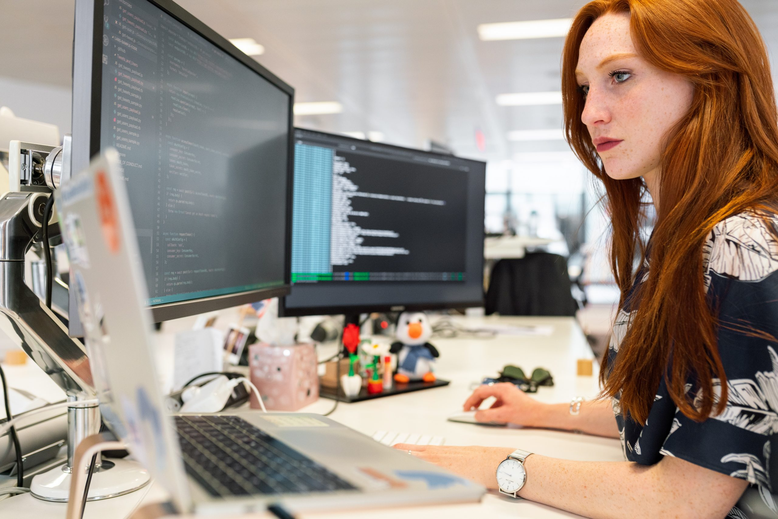 Develop custom software for business